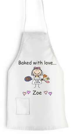 View our slection of Aprons