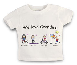 View our selection of personalized shirts