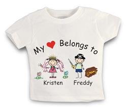 shirt my heart belongs