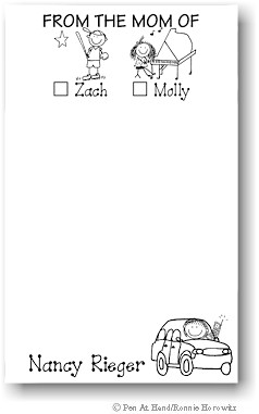 Large Note Pad