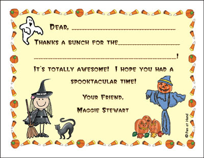costume theme personalized party invitations by the personal note